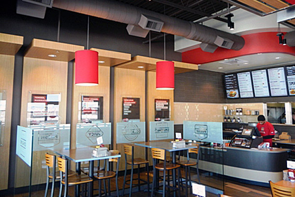 Smash Burger Project Image
