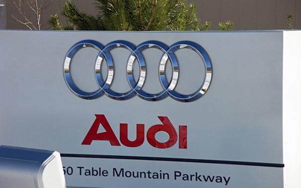 Audi Test Image