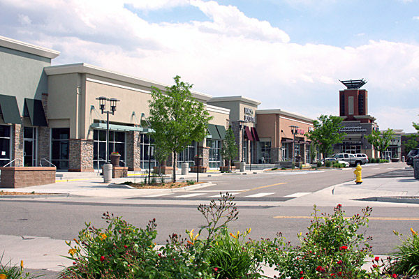 Larkridge Retail Center